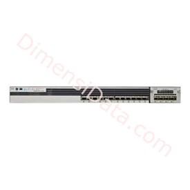 Jual Switch Managed CISCO  [WS-C3750X-12S-S]